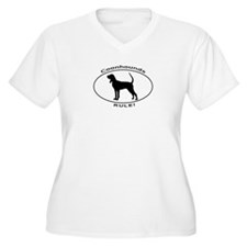 COONHOUNDS RULE Plus Size T-Shirt