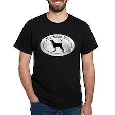 BLACK and TAN T-Shirt