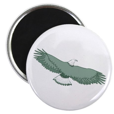"Bald Eagle 2.25"" Magnet (10 pack)"