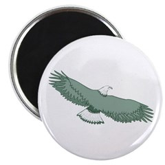 "Bald Eagle 2.25"" Magnet (100 pack)"