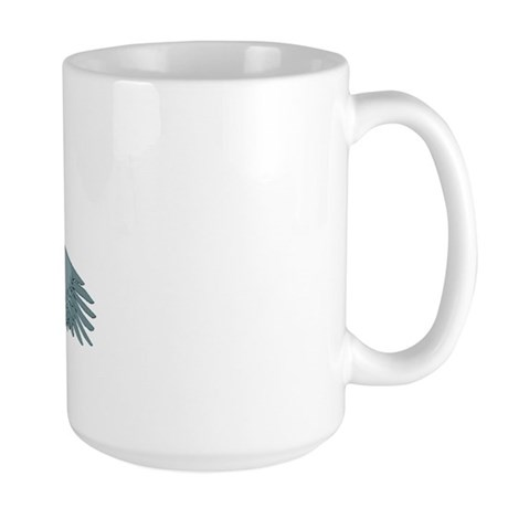 Bald Eagle Large Mug