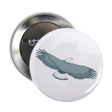 Bald Eagle Button