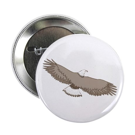 "Bald Eagle 2.25"" Button (100 pack)"