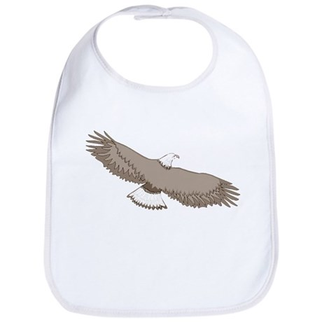 Bald Eagle Bib