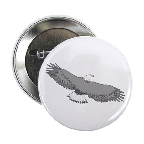 "Bald Eagle 2.25"" Button (10 pack)"