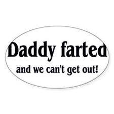 farted Decal