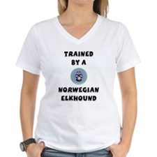 Cute Norwegian elkhound dogs Shirt