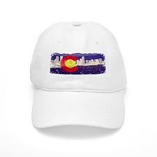 DenverSkylineCoFlag Baseball Cap