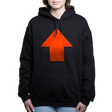Upvote Women's Hooded Sweatshirt