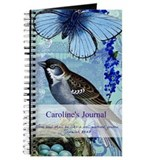 Birthday journal Journals & Spiral Notebooks