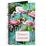 Flamingos Journals & Spiral Notebooks