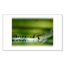 Ultrasound Decal