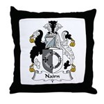 Nairn Throw Pillow