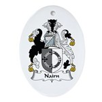 Nairn Oval Ornament