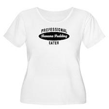 Pro Banana Pudding eater T-Shirt
