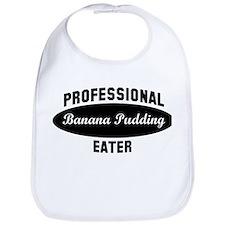 Pro Banana Pudding eater Bib