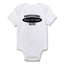 Pro Banana Nut Muffins eater Infant Bodysuit