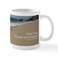 What's Your Philanthropic Footprint? Mug