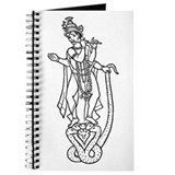Krishna - Hindu Diety Journal