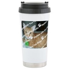 CUSTOM Your Photo Travel Mug