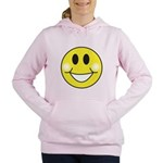 smiley-face.png Women's Hooded Sweatshirt