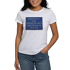 Women's 1610 kHz T-Shirt