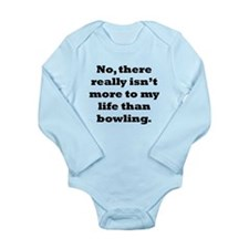 Bowling My Life Body Suit