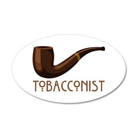 Tobacconist Wall Decal