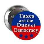 Ten discount Taxes Democracy Buttons