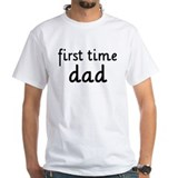 Father's Day First Time Dad Shirt