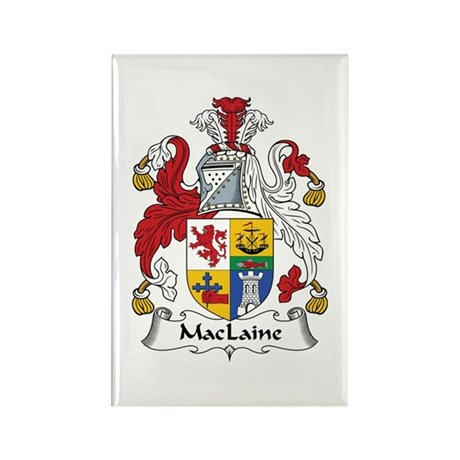 MacLaine (of Lochbuie) Rectangle Magnet (100 pack)