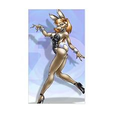 BunnyGirl sticker