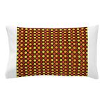 Polka Dots (Orange) Pillow Case