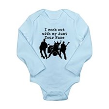 I Rock Out With My Aunt (Custom) Body Suit