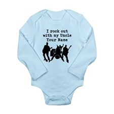 I Rock Out With My Uncle (Custom) Body Suit