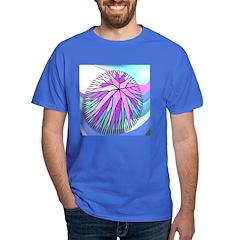 Sea Pink Dark T-Shirt