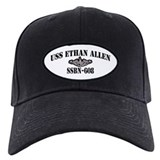 USS ETHAN ALLEN Cap