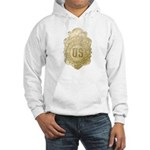 Bureau of Investigation Hooded Sweatshirt