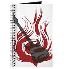 Flaming Guitar Journal