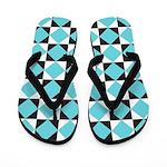 Geometric Checkerboard Flip Flops