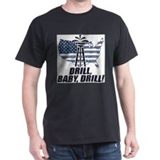 DrillBaby-teeWHT T-Shirt