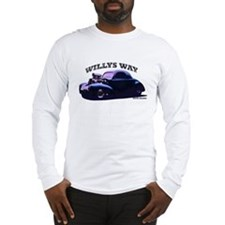 Unique Woodward Long Sleeve T-Shirt