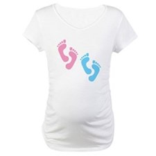 Twin pink feet Shirt