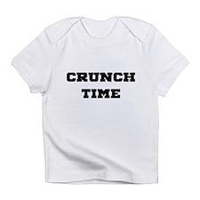 Cute Crunch time Infant T-Shirt
