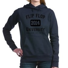 FFU College of Chill Bla Women's Hooded Sweatshirt