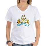 Beyond Help Garfield Shirt
