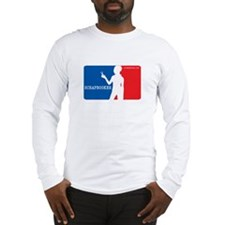 Major League Scrapbooker Long Sleeve T-Shirt