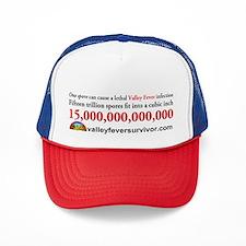 15 Trillion Spores Trucker Hat