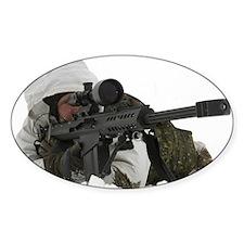 Snow Sniper Decal