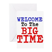Welcome to the Big Time Greeting Cards
